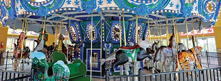 bluecarousel